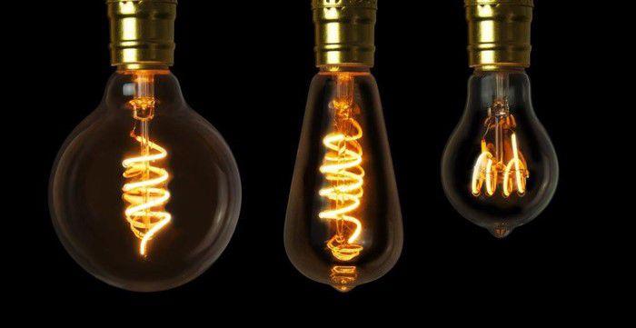 Come arredare con le lampadine led a filamento