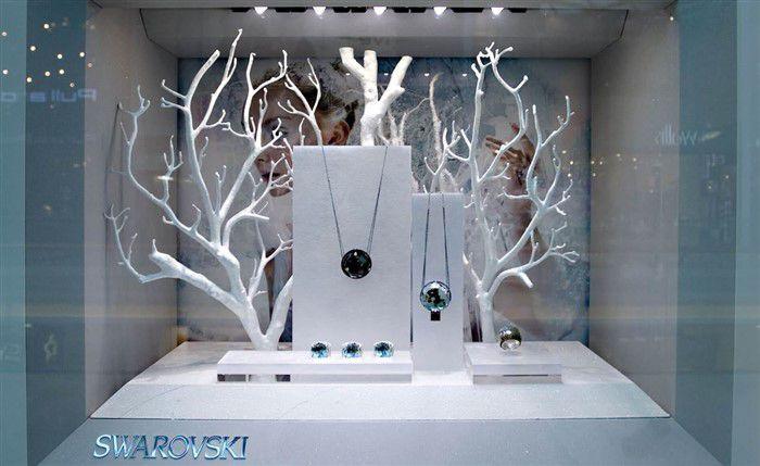 Illuminazione per gioiellerie illuminazione led dello show room