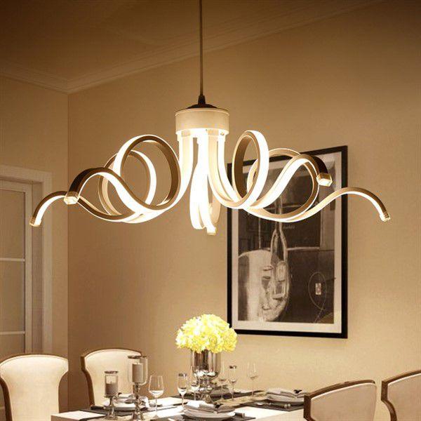 Come illuminare con i LED la sala da pranzo: trucchi e consigli