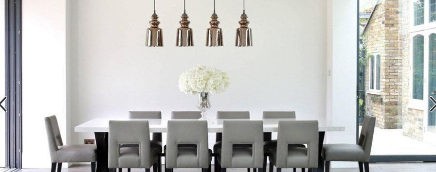 Come illuminare con i led la sala da pranzo trucchi e consigli for Lampadari sala da pranzo