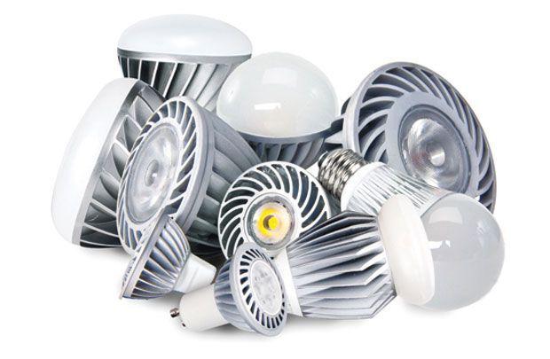 attacchi lampadine led