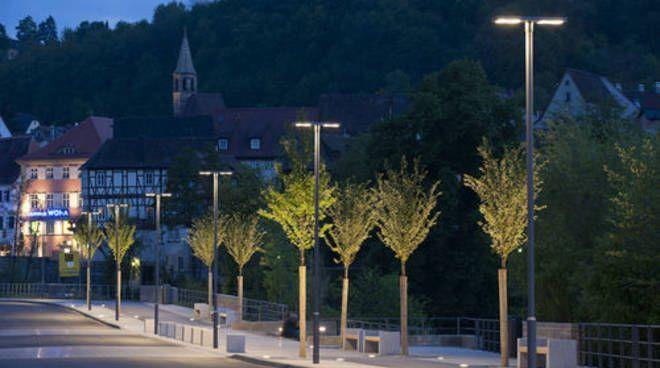illuminazione led pubblica