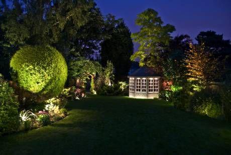 illuminazione led giardino