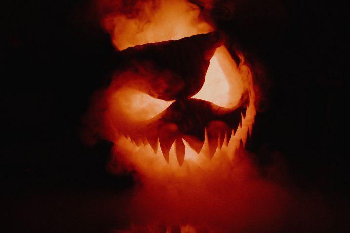 Come illuminare l ambiente per halloween