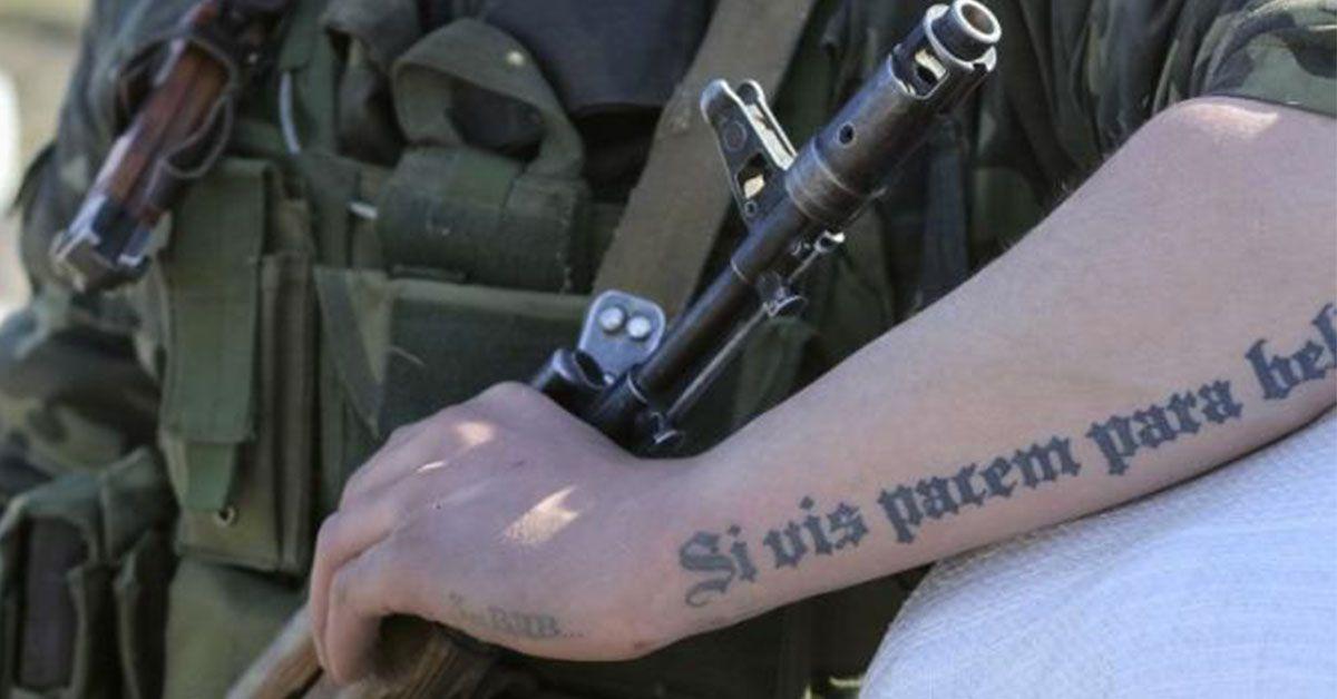 Tatuaggi esercito i militari possono avere i tatuaggi